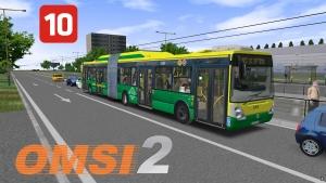 OMSI 2 Irisbus Citelis 18 M CNG DP Košice #3309